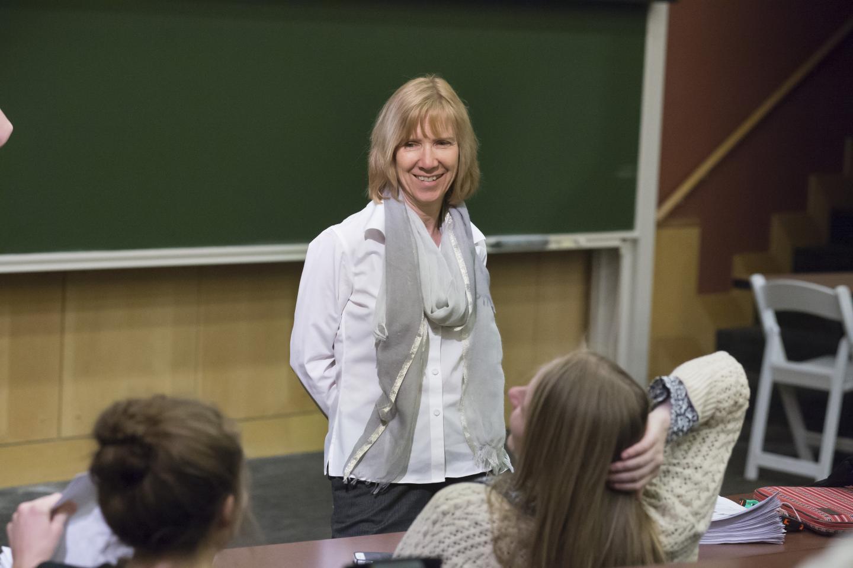 Vicki Helgeson, Carnegie Mellon University