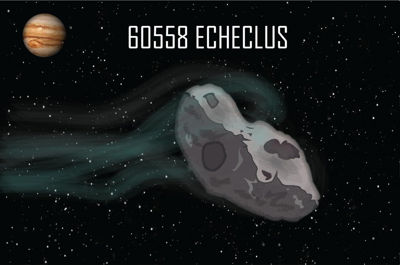 Illustration of Echeclus