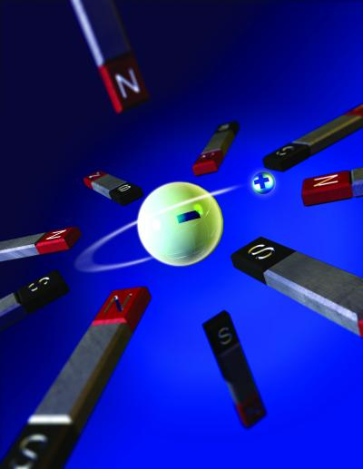Octupole Magnets Trap Antihydrogen