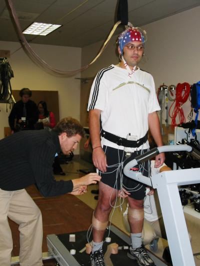 Treadmill Prep