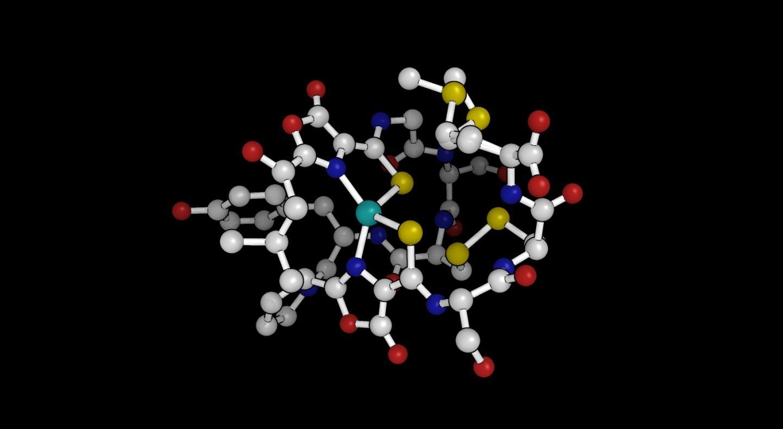 Methanobactin Structure