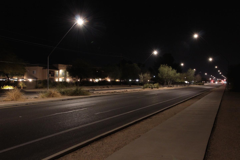 Smart City Lighting in Tucson