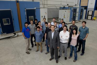 The UPV/EHU's ENEDI Group Is Working to Improve the Quality of Homes