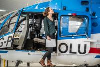Simone Weber, Technology Integration Manager at Airbus Helicopters in the UK