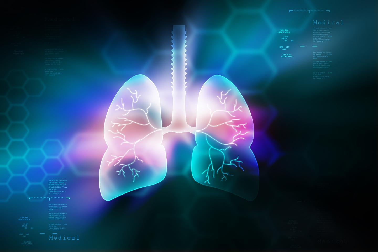 A Human Lung Enzyme Can Biodegrade Graphene