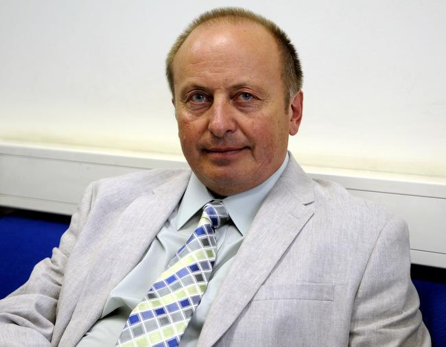 Rostislav Grigorchuk