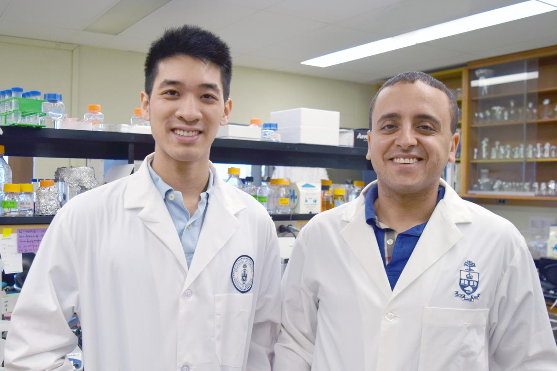 Daniel Chung and Karim Mekhail