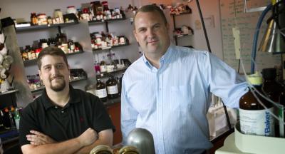 Brian Fontenot and Kevin Schug, University of Texas at Arlington