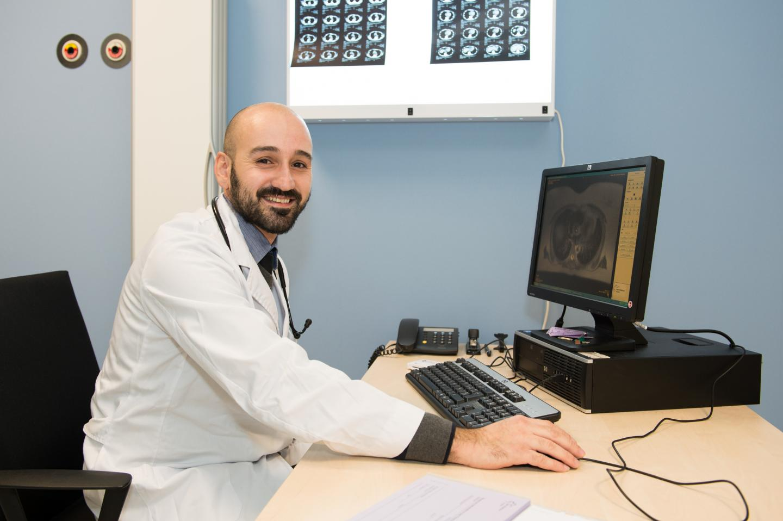 Guillem Argilés, European Society for Medical Oncology
