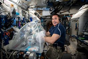 Former NASA astronaut Chris Cassidy