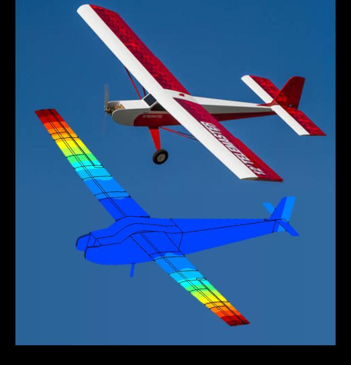 Digital Twin of a UAV