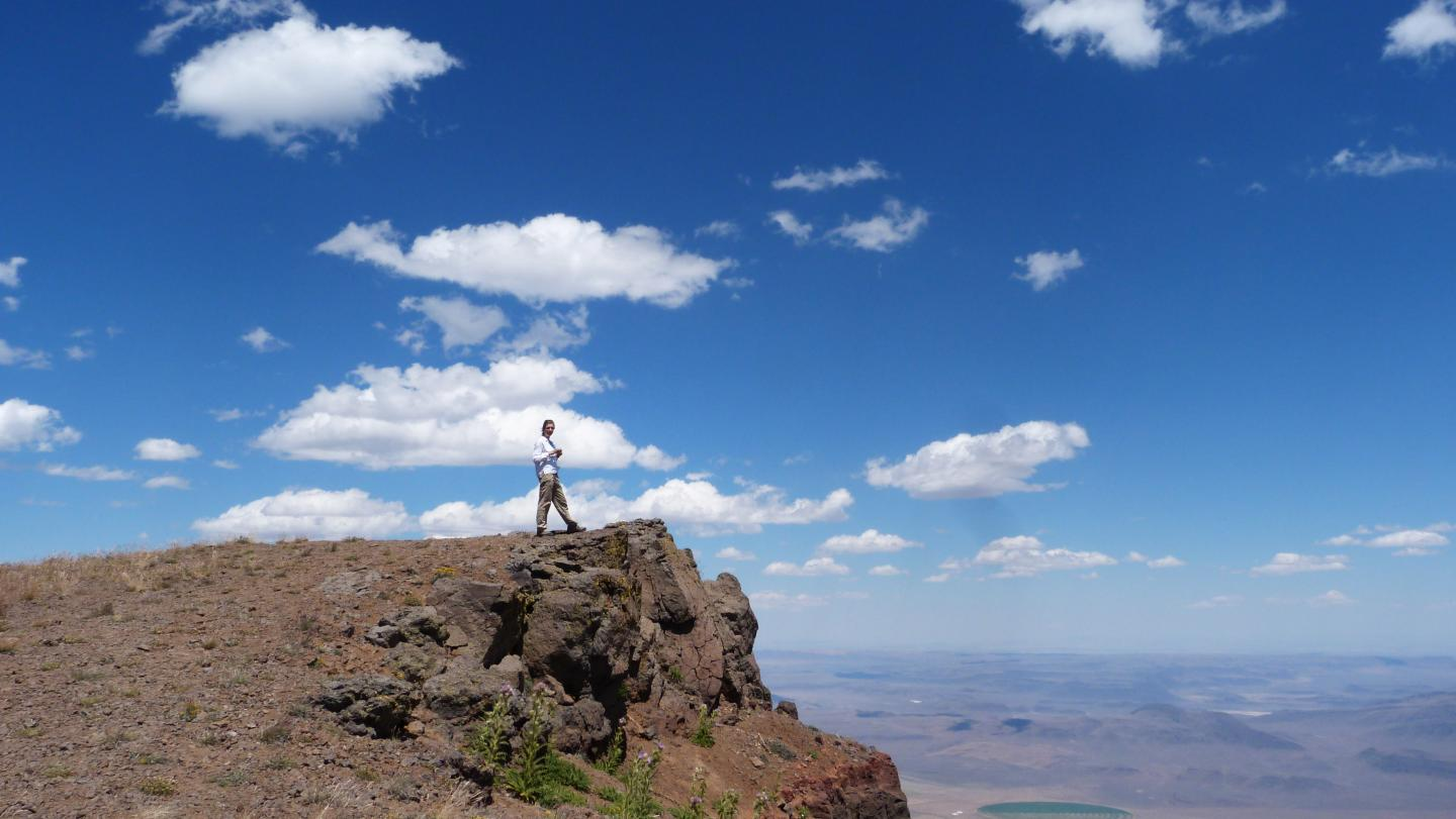 From Crystals to Climate Change: On Steens Mountain