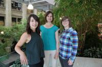 Three Lead Authors