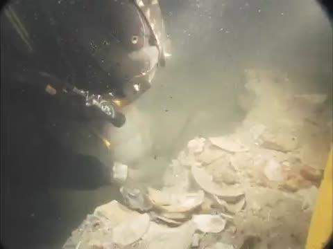 Underwater Archaeology Video