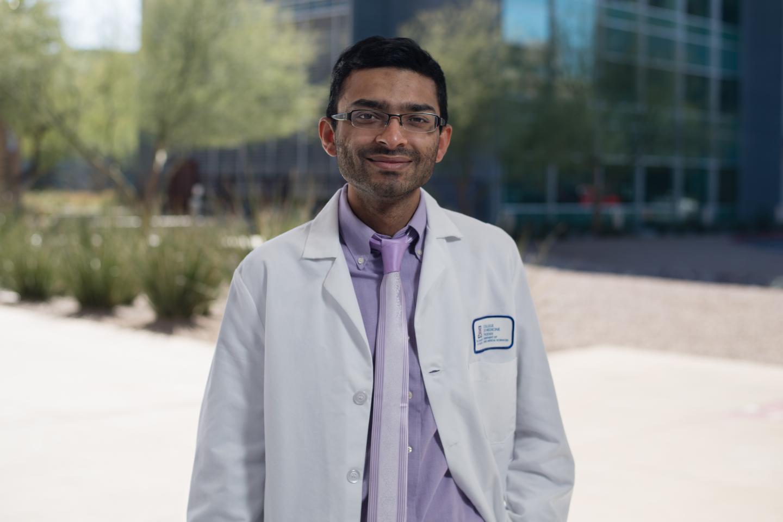 Murtaza Akhter, University of Arizona Health Sciences