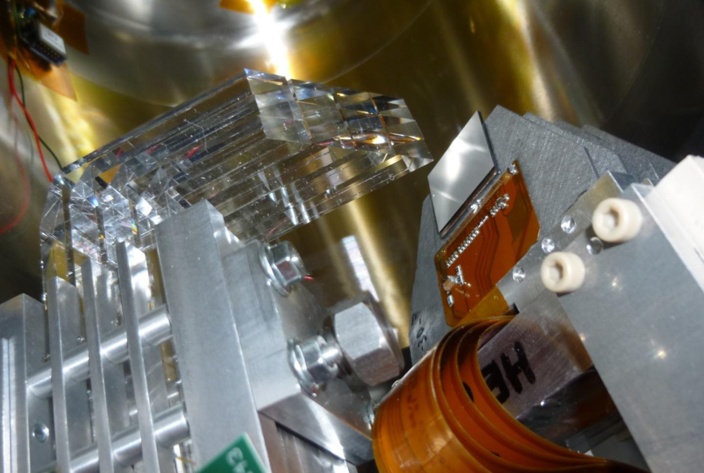 AFP detector at LHC