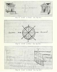 A Middle-Age Image Showing the Work of the Surveyors