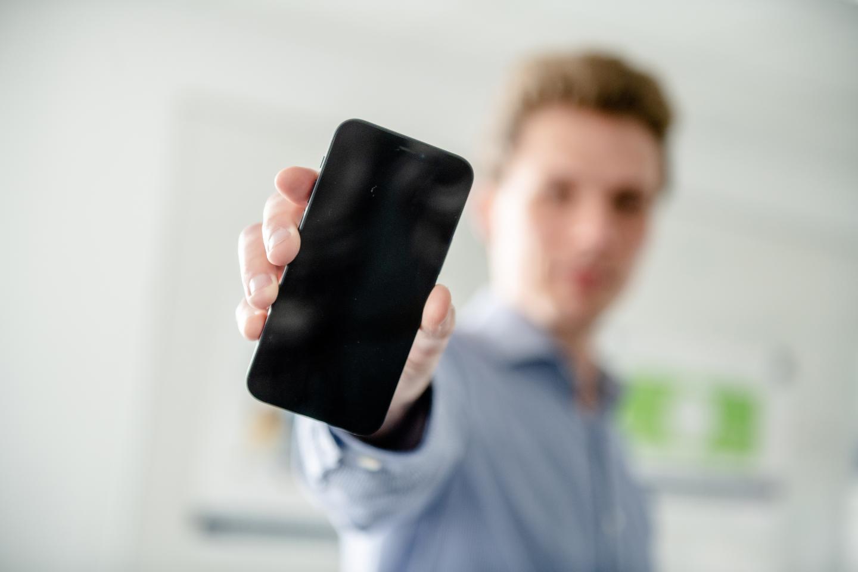 Mobile phone security gap