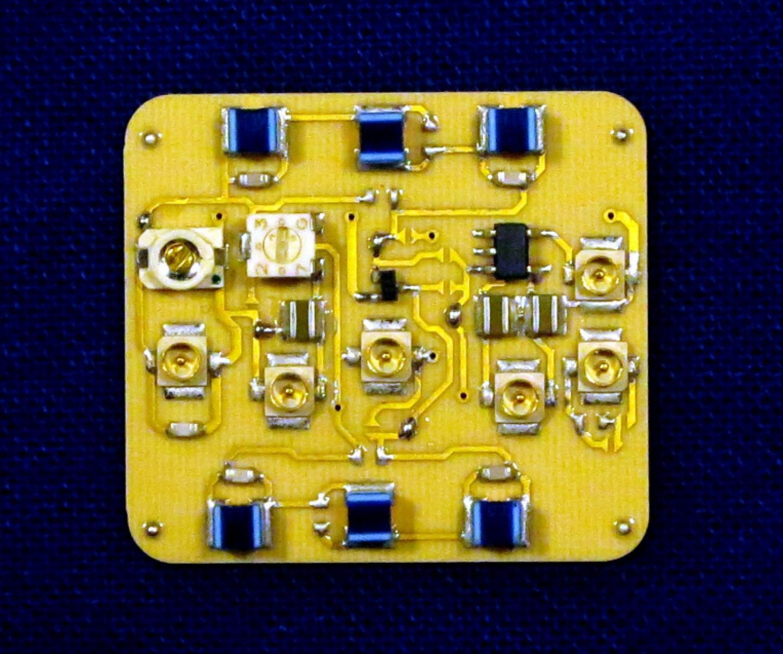 Fractal Electronic Oscillators (2 of 3)