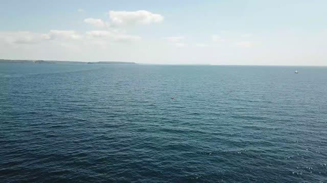 Caravela AutoNaut Sea Trial