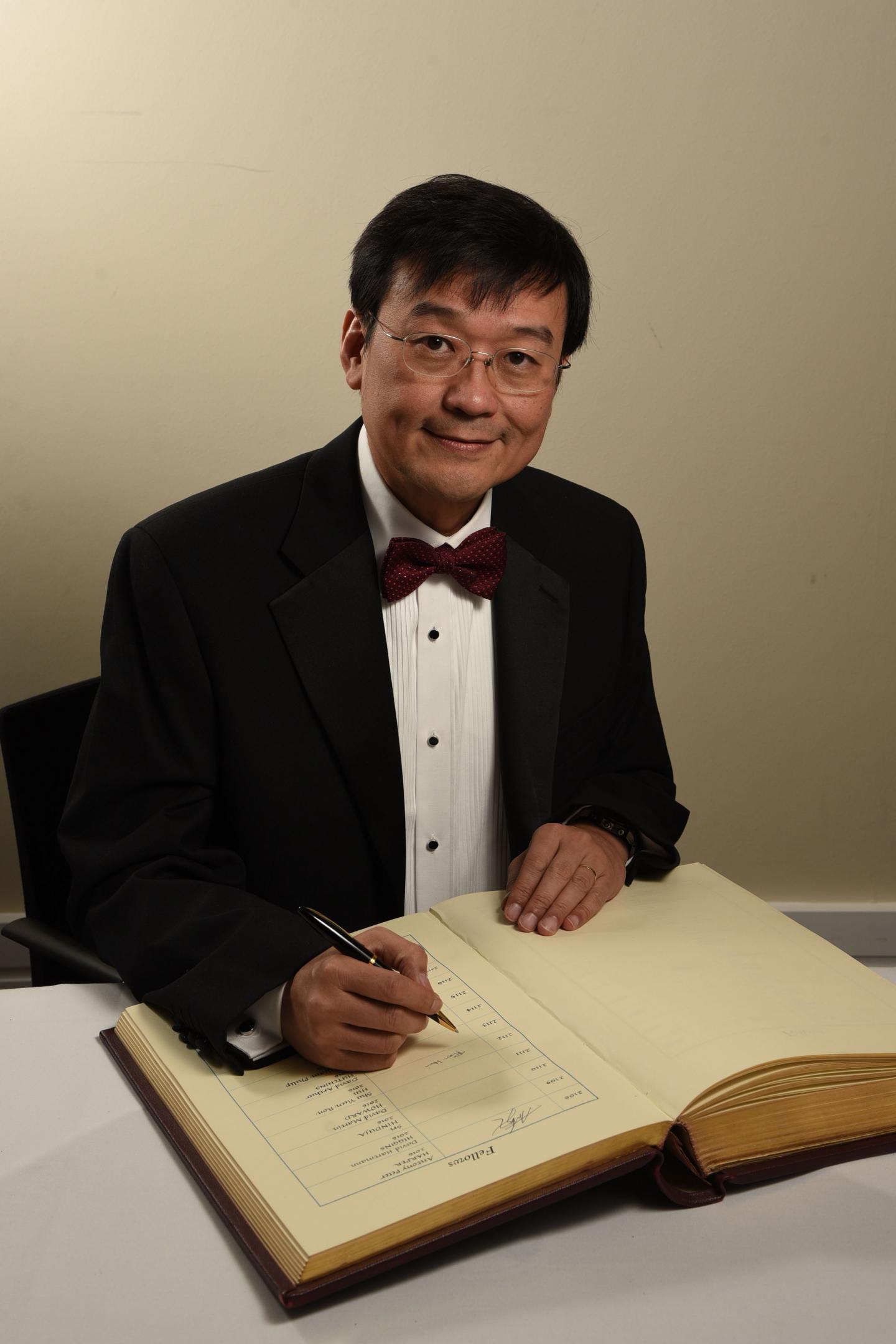 Ron Hui, University of Hong Kong