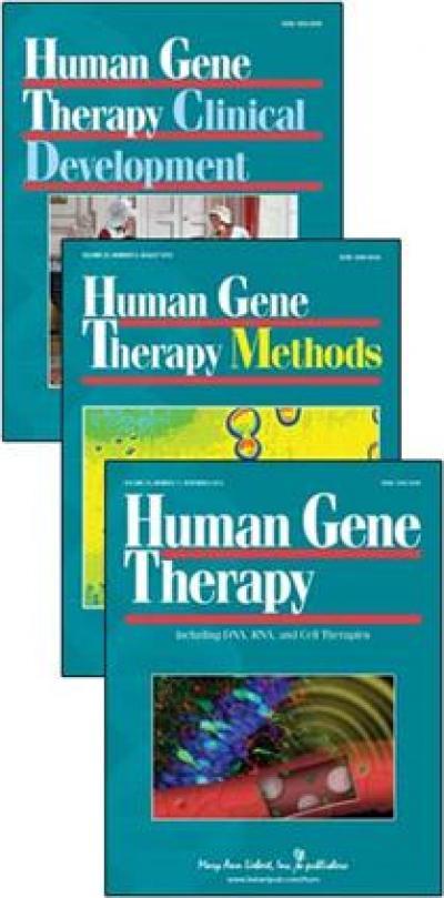 <i>Human Gene Therapy</i>