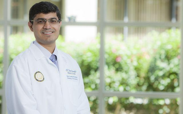 Rohit Loomba, UC San Diego School of Medicine