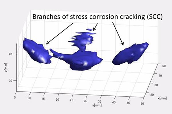High-Resolution 3D Imaging Result