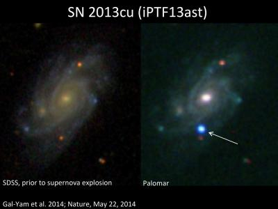 UGC 9379 Galaxy