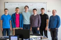 Alexander Molochkov and his Young Team
