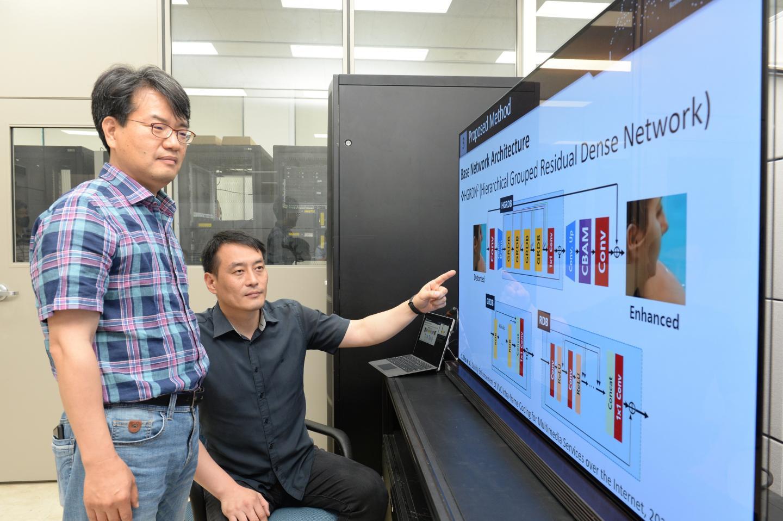 ETRI Researchers