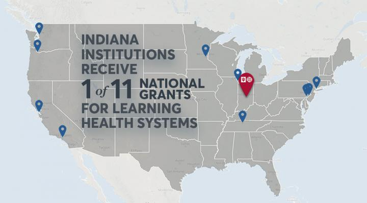 IU and Regenstrief Receive $3.4 Milllion from AHRQ and PCORI