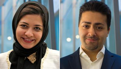 Narges Norouzi and Parham Aarabi, University of Toronto