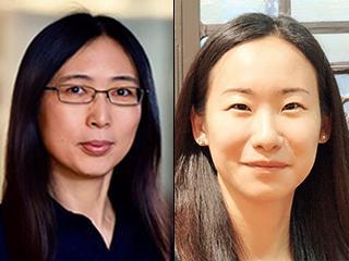 Dr.Chonghui Cheng and Sali Liu, Baylor College of Medicine