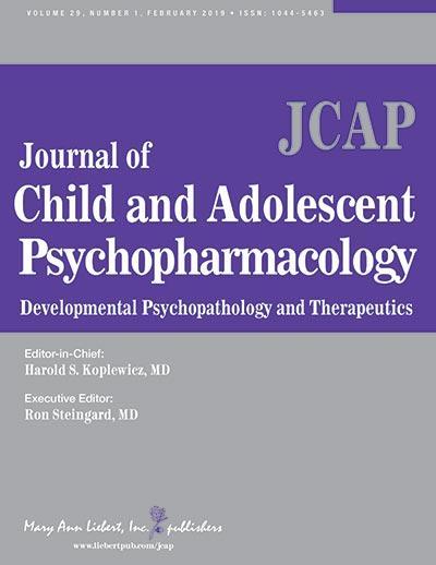 <em>Journal of Child and Adolescent Psychopharmacology</em>