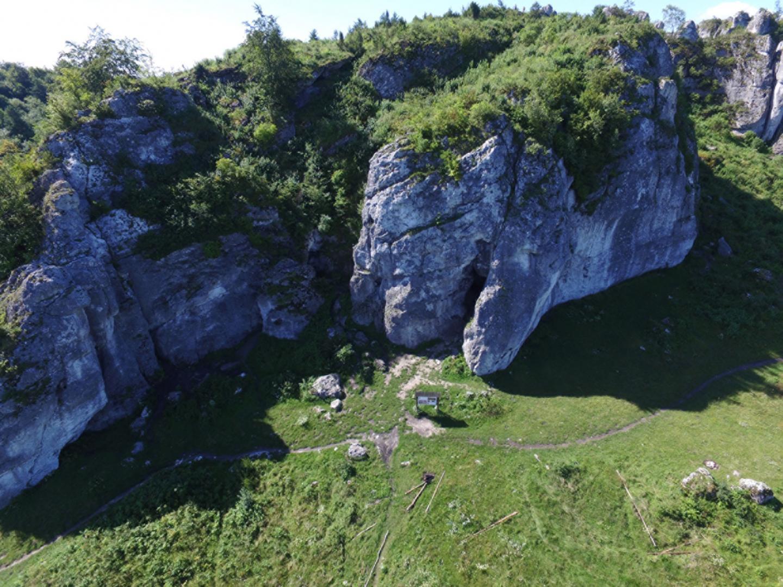 Stajnia Cave in Poland