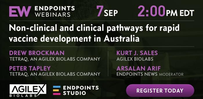 Endpoints News & Agilex Biolabs Webinar