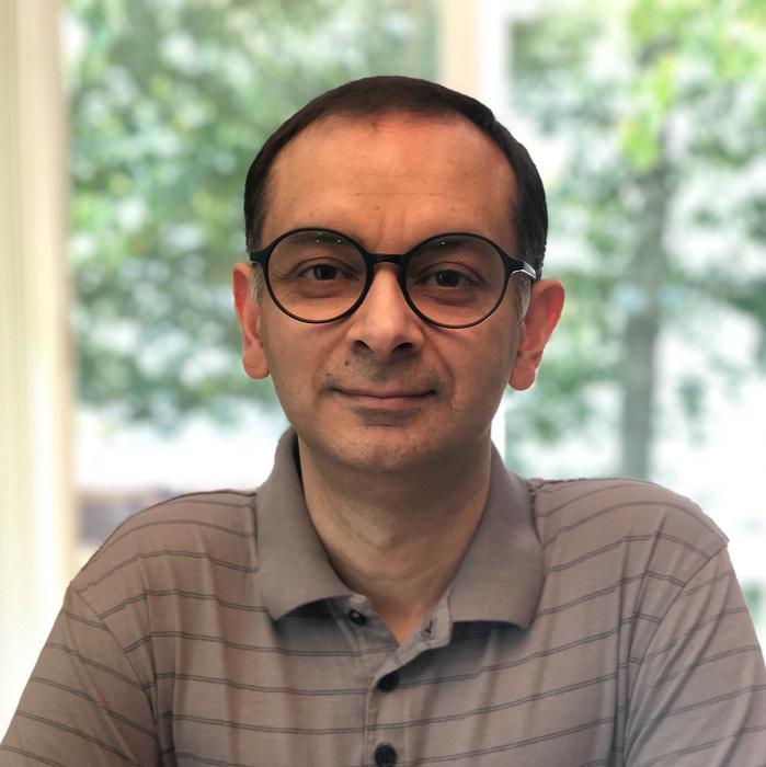 URI Professor of Physics Gaurav Khanna