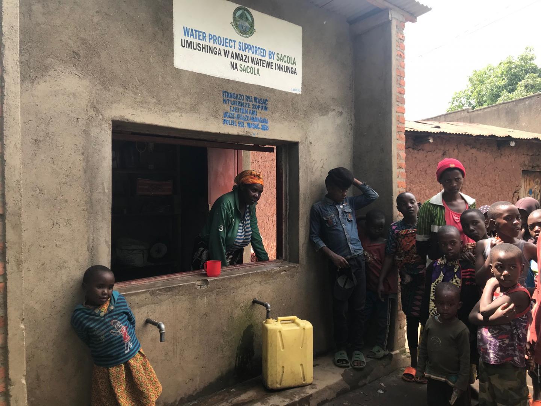 Water Payment in Rwanda