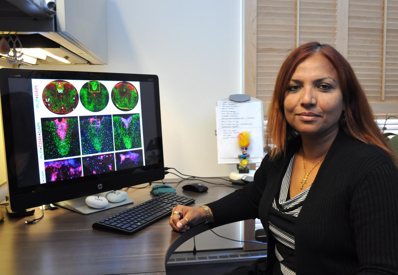 Seema Tiwari-Woodruff, University of California - Riverside