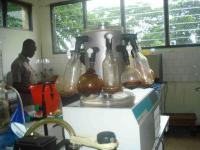 Traditional Medicine Research Lab -- Mampong, Ghana