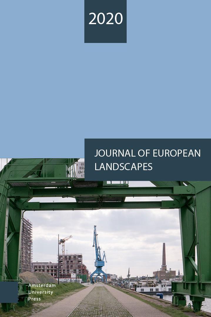 New OA Journal of European Landscapes