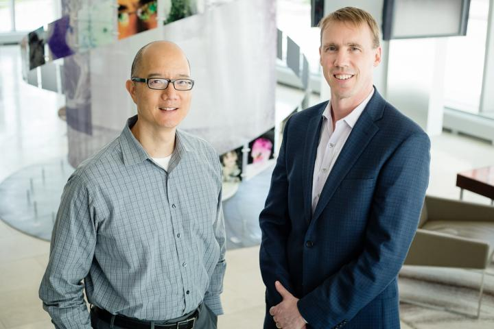 Paul Hergenrother and Timothy Fan, University of Illinois at Urbana-Champaign
