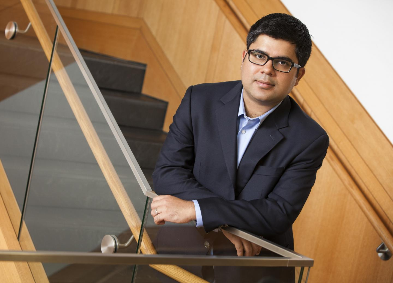 Rajan Chakrabarty, Washington University in St. Louis