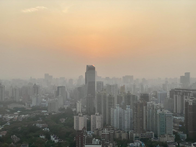 Shanghai in October 2019