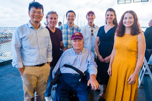 Spinal Cord Injury Researchers from MUSC