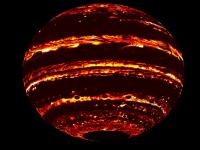 First Results from Juno Show Cyclones and Massive Magnetism (1 of 2)
