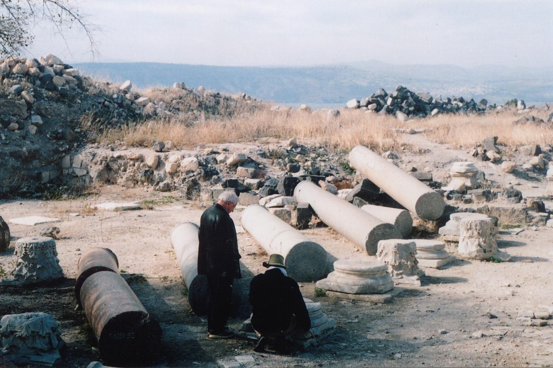 The Ancient Israeli City of Susita
