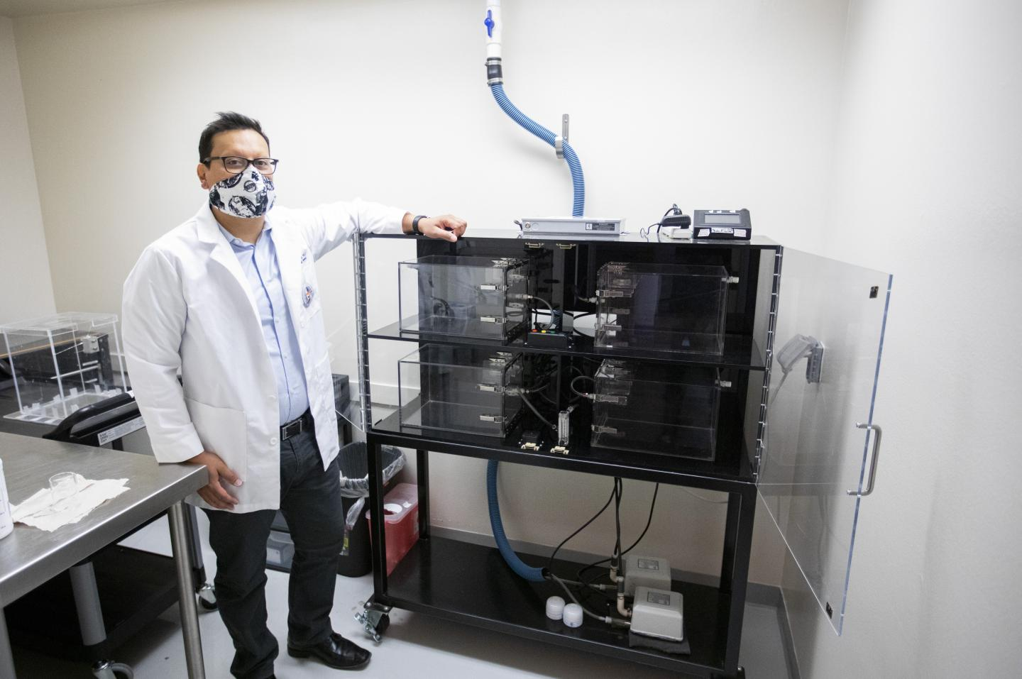UTEP Researcher Studies Effects of Teen Vaping on the Brain and Behavior