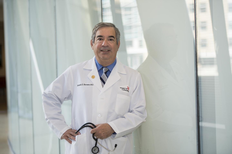 Kenneth Sherman, M.D., Ph.D., University of Cincinnati Academic Health Center